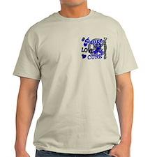 Peace Love Cure 2 Dysautonomia T-Shirt