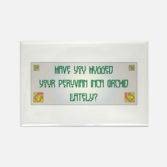 Hugged PIO Rectangle Magnet (100 pack)