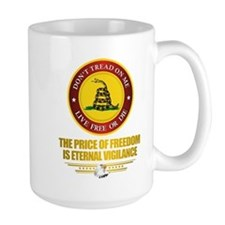 (DTOM) The Price of Freedom Mugs
