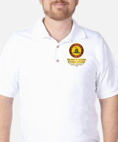 (DTOM) The Price of Freedom Golf Shirt