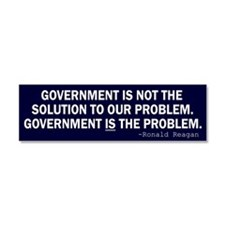 Reagan Car Magnet 10 x 3