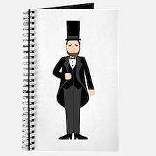 Abraham Lincoln President Journal