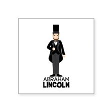 ABRAHAM LINCON Sticker