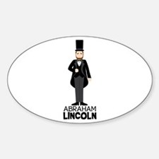ABRAHAM LINCON Decal