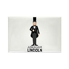 ABRAHAM LINCON Magnets