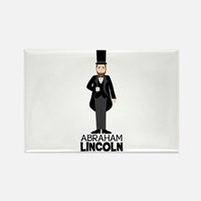 ABRAHAM LINCON Magnets