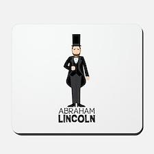 ABRAHAM LINCON Mousepad