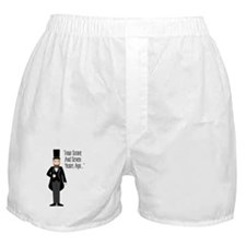 FOUR SCORE AND SEVEN YEARS AGO... Boxer Shorts