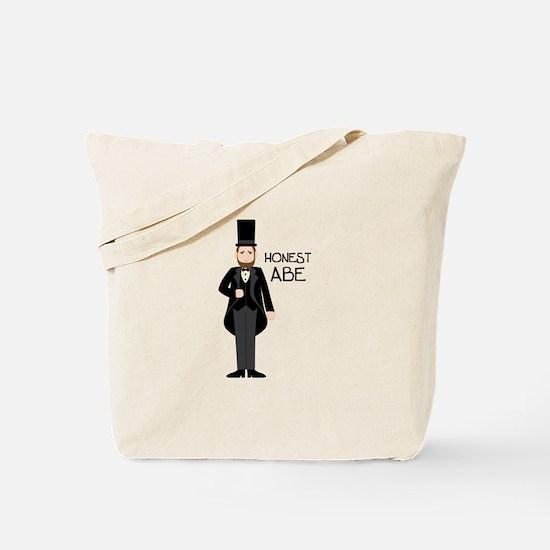 HONEST ABE Tote Bag