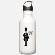 HONEST ABE Water Bottle