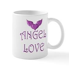ANGEL LOVE PURPLE Mugs