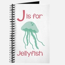 J Is For Jellyfish Journal