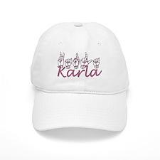 Karla Baseball Cap