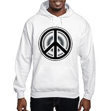 Vintage Peace symbol Hoodie