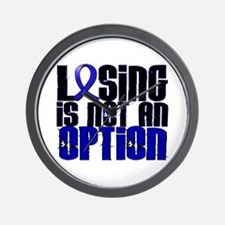 Losing Not Option Dysautonomia Wall Clock