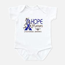 Hope Matters 3 Dysautonomia Infant Bodysuit