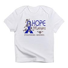 Hope Matters 3 Dysautonomia Infant T-Shirt