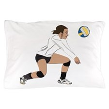 Volleyball No Text Pillow Case