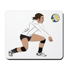 Volleyball No Text Mousepad