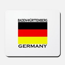 Baden-Wurttemburg, Germany Mousepad
