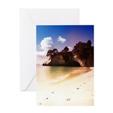 New Zealand Cathedral Cover Greeting Cards