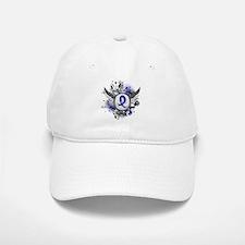 Grunge Ribbon Wings Dysautonomia Hat