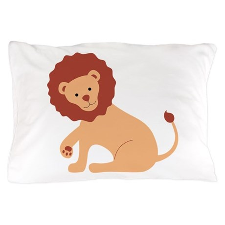 Animal Pillow Case As Seen On Tv : Lion Animal Pillow Case by Hopscotch9