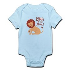 King Of The Jungle Body Suit