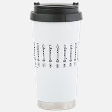 Cool Chart Travel Mug