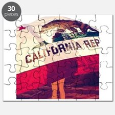 CALIFORNIA REPUBLIC Puzzle
