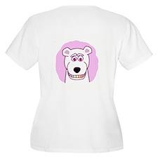 SMILING BEAR FACE T-Shirt