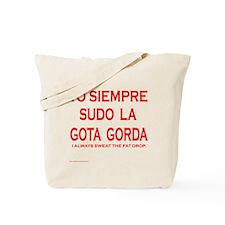 Gota Gorda Tote Bag