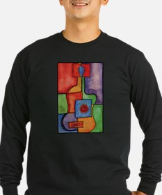 Colorful Guitar T