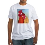 Buttercup Pair Fitted T-Shirt