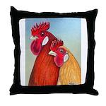 Buttercup Pair Throw Pillow