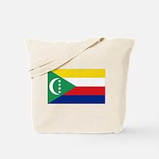 Flag Comoros Tote Bag