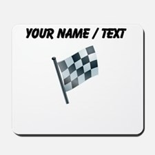 Custom Checkered Flag Mousepad