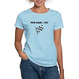 Checkered flag Women's Light T-Shirt