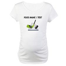 Custom Hockey Icon Shirt
