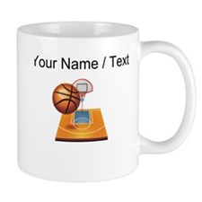 Custom Basketball Icon Mugs