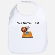 Custom Basketball Icon Bib