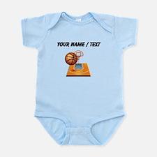 Custom Basketball Icon Body Suit