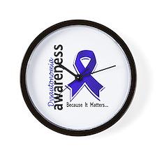 Awareness 5 Dysautonomia Wall Clock