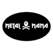 Metal Mama Decal