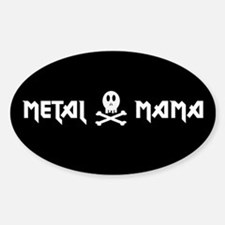 Metal Mama Decal
