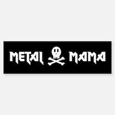 Metal Mama Bumper Bumper Bumper Sticker