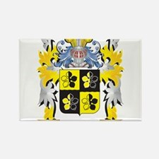Brasier Coat of Arms - Family Crest Magnets