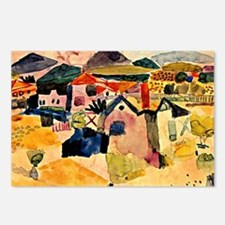 Klee - View of Saint Germ Postcards (Package of 8)