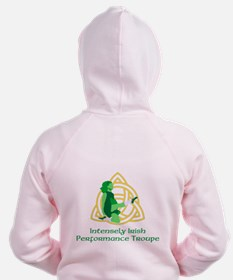 Intensely Irish Light Women's Zip Hoodie