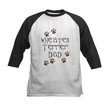 Wheaten Terrier Dad Baseball Jersey